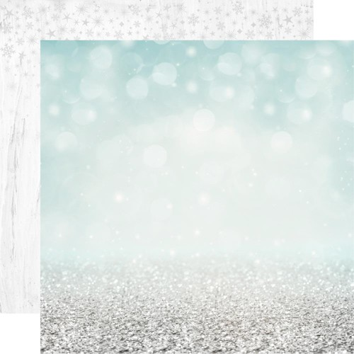 Kaiser Craft Let it snow Collection - shimmering