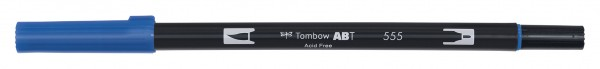 Tombow Dual Brush Pen - Ultramarine - Ultramarin