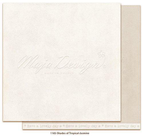 Maja Design Monochromes - Shades of Tropical - Jasmine