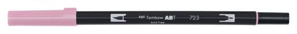 Tombow Dual Brush Pen - Pink - Pink