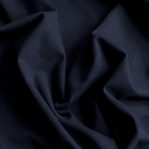 Jerseystoff Gitte dunkelblau