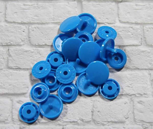 Babysnap Knöpe B8 blau