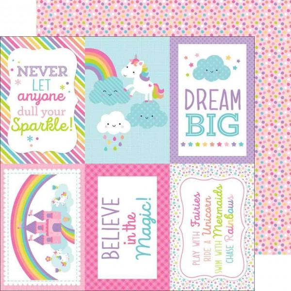 Doodlebug Design Fairy Tales fairy-fetti