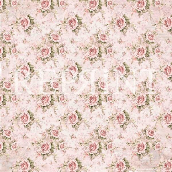 Reprint Little Girls - Roses