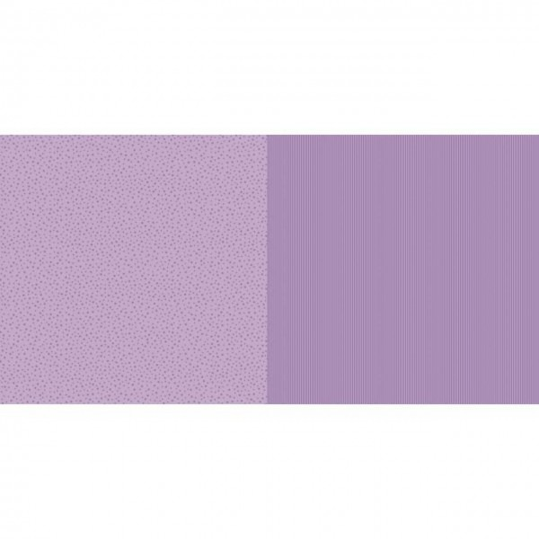 Dini Design Papier mini Sterne/Streifen Veilchenlila
