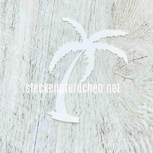 Steckenpferdchenstanze Palme