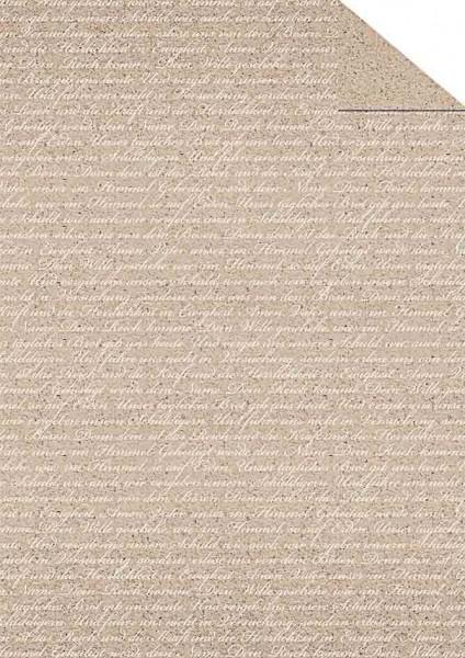 Fotokarton Prayer A4 Schriften