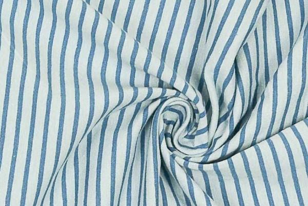 Jersey Ringel blau