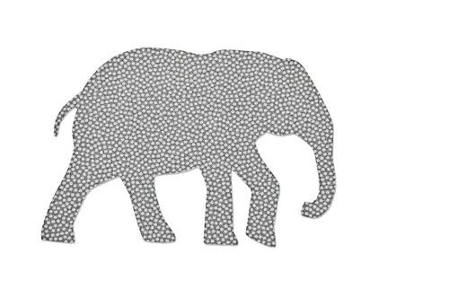 Sizzix Bigz Die Elephant 3