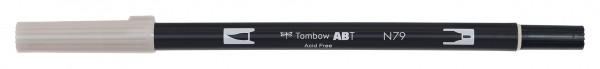 Tombow Dual Brush Pen - Warm Gray 2 - Grauton warm 2