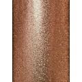 Artoz Glitter Karton A4 bronce cooper