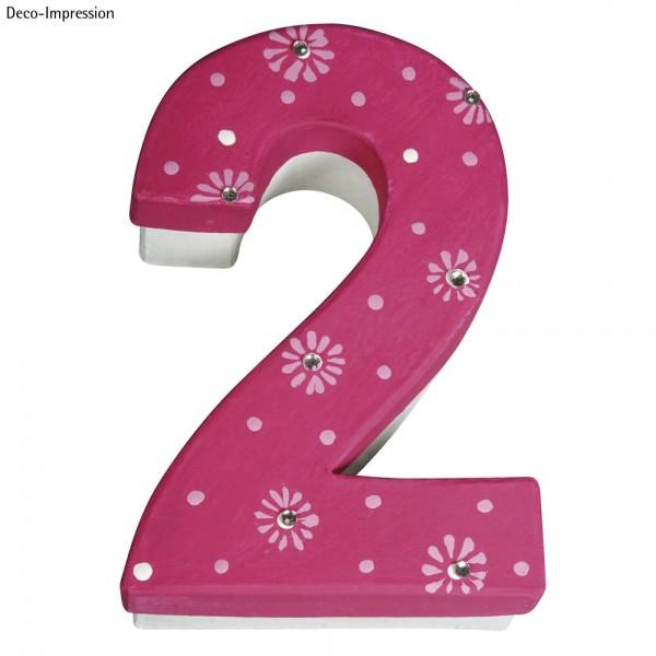 Rayher Pappmache Zahlen Box 2