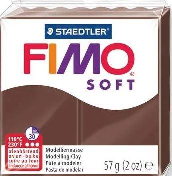 Fimo Soft schoko