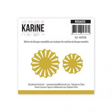 Kirelcraft Karine Dies - Hey Baby Rosaces