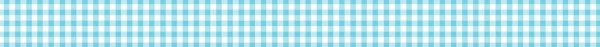 Ursus Masking Tape Vichy Blau