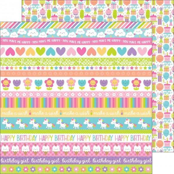 Doodlebug Design Fairy Tales sweet celebration