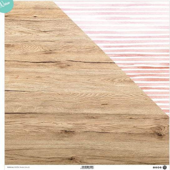 Moda Scrap - Wooden Colors 04