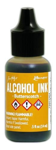 Adirondack Earthtones Alcohol Ink Butterscotch