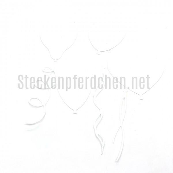Steckenpferdchenstanze Luftballonset
