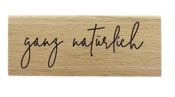 Florileges Design Holzstempel Natürlich einfach