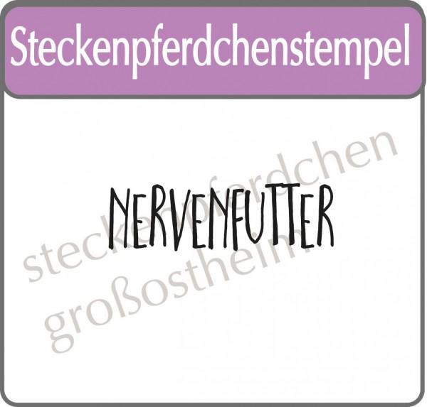 Steckenpferdchenstempel Nervenfutter