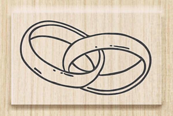 Knorr Prandell Holzstempel Ringe