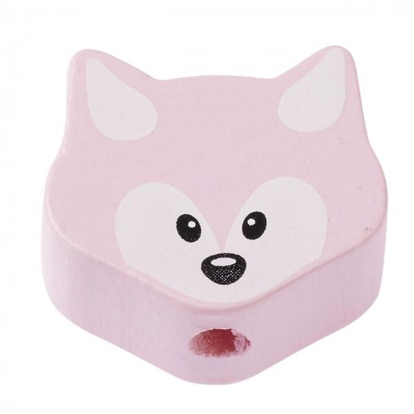 Schnulli Füchse rosa